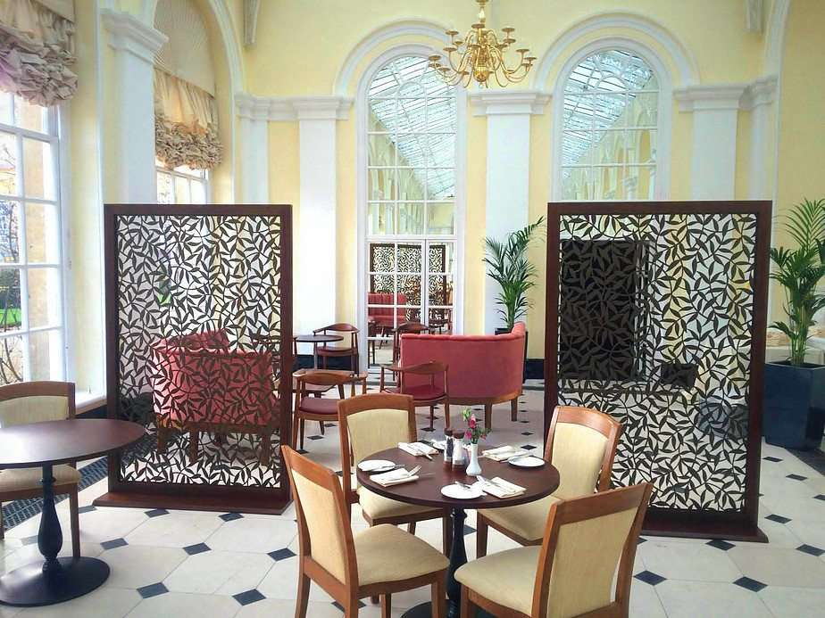 Blenheim Palace - Tiger Leaf 02