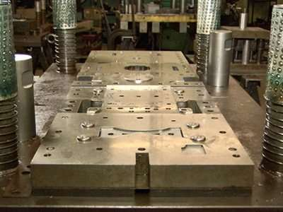 metal stamping and tooling