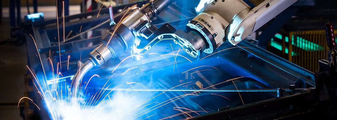 Robotic Welding Services Germantown Tool And Manufacturing