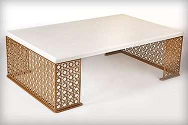 custom artisan furniture components