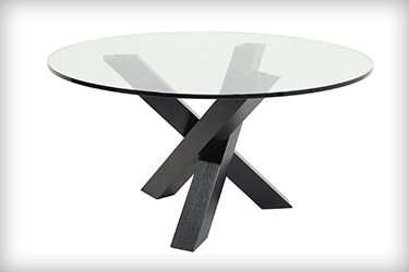 metal table components